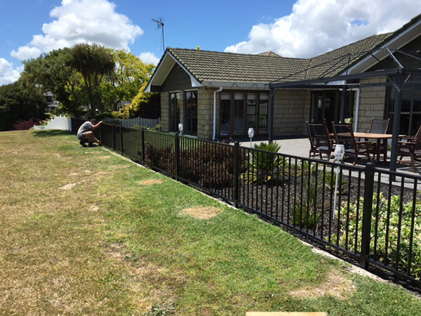 Fenceworld help keeps your property and loved ones secure with fences around swimming pools and boundaries.